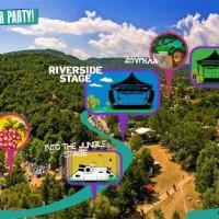 37ο River Party: Θεματικές Ζώνες Κατασκήνωσης και νέα Stages