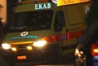 Τροχαίο ατύχημα στην οδό Λαρίσης, στην πρώην γέφυρα του ΟΣΕ – Με ασθενοφόρο στο Νοσοκομείο Κοζάνης η οδηγός του αυτοκινήτου