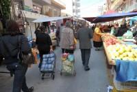 Αλλαγή ημερομηνιών για τις λαϊκές αγορές στην Σκ΄ρκα και στα Ηπειρώτικα λόγω της εορτής του πολιούχου της Κοζάνης