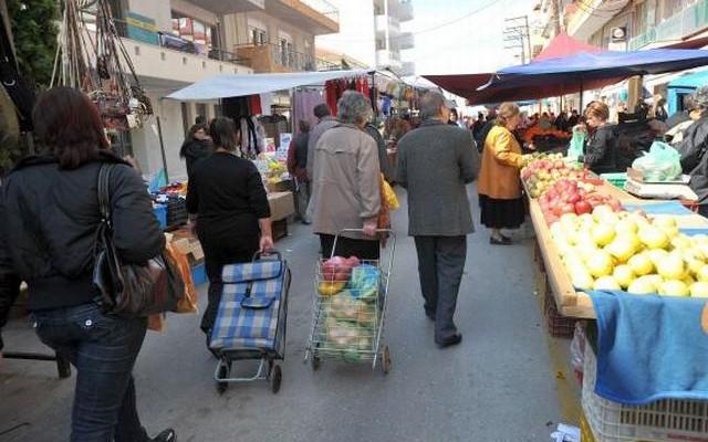 Αλλαγή ημερομηνίας της Λαϊκής Αγοράς Κοζάνης λόγω 28ης Οκτωβρίου