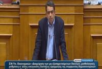 Ομιλία του Βουλευτή Σύριζα Κοζάνης Γ. Θεοφύλακτου για τα κόκκινα δάνεια