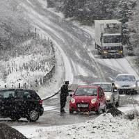 Δυτική Μακεδονία: Που χρειάζονται αλυσίδες μετά τα χιόνια στα ορεινά