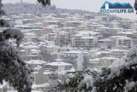 Δυτική Μακεδονία: Έκτακτο δελτίο επιδείνωσης καιρού από την ΕΜΥ με βροχές και χιόνια