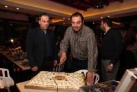 Δείτε βίντεο και φωτογραφίες από την κοπή πίτας του Συλλόγου Αεροσφαίρισης Κοζάνης «Ωμέγα»