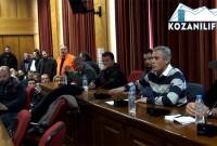 Κοζάνη: Σκηνές απείρου κάλους σε συνέντευξη τύπου Βουλετών του ΣΥΡΙΖΑ! Ένταση με αγρότες αλλά και δημοσιογράφους! Δείτε το βίντεο