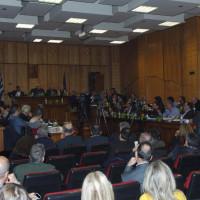 Έκτακτο Περιφερειακό Συμβούλιο παρουσία του Υπουργού Περιβάλλοντος και Ενέργειας Γ. Σταθάκη