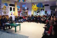 Μαθήματα πρώτων βοηθειών από το ΕΚΑΒ σε γονείς και εκπαιδευτικούς Παιδικού Σταθμού του Δήμου Κοζάνης