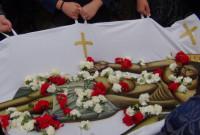 Δείτε το φωτογραφικό αφιέρωμα της Αποκαθήλωσης του Εσταυρωμένου στο Δρυόβουνο Βοΐου