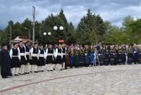 Αναβίωσε και φέτος ο Χορός της Ρόκας στη Γαλατινή – Δείτε φωτογραφίες