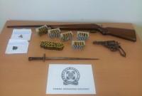 Δύο ακόμη συλλήψεις στην Κοζάνη για παραβάσεις των νόμων περί ναρκωτικών και όπλων – Φωτογραφία