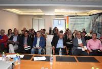 Με μεγάλο ενδιαφέρον και συμμετοχή πραγματοποιήθηκε η ημερίδα για τις κοινωνικές δομές των Δήμων
