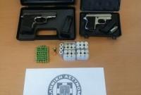 Σύλληψη 32χρονου στο Δρέπανο Κοζάνης για παράνομη οπλοκατοχή – Δείτε φωτογραφία