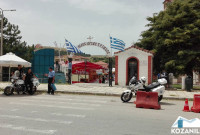 Κυκλοφοριακές ρυθμίσεις οδικής κυκλοφορίας για το πανηγύρι του Δρεπάνου το τριήμερο του Αγίου Πνεύματος