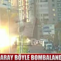 Βίντεο σοκ από την Τουρκία: Επίθεση με F16 στο προεδρικό μέγαρο! Βροχή από βόμβες