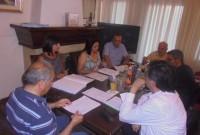 Πραγματοποιήθηκε η Τακτική Γενική Συνέλευση των εταίρων του Δικτύου Δήμων Περιοχών Παραγωγής Λιγνιτικής Ενέργειας