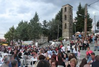 Βίντεο: Εντυπωσιακό άνοιγμα του 10ήμερου πολιτιστικών εκδηλώσεων στο Λιβαδερό, με τη Γιορτή των Κτηνοτρόφων