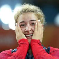 Ολυμπιακοί Αγώνες 2016: Τη λένε Maroulis, είναι χρυσή με τις ΗΠΑ και αγαπά την Ελλάδα