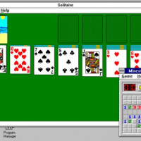 Ξέρετε γιατί η Microsoft έβαλε την πασιέντζα και τον ναρκαλιευτή στα Windows;
