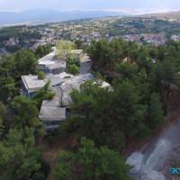 Η φωτογραφία της ημέρας: Ο Ξενίας της Κοζάνης από ψηλά!