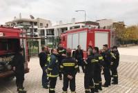 Μεγάλη πρότυπη άσκηση της Πολιτικής Προστασίας σε Γυμνάσια της Κοζάνης το πρωί της Δευτέρας 31 Οκτωβρίου