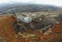 Η φωτογραφία της ημέρας: Λιγνιτωρυχείο στην Κοζάνη σε δράση!