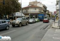 Ιδιαίτερα αυξημένη η κίνηση στους δρόμους της Κοζάνης λόγω 28ης Οκτωβρίου! Δείτε φωτογραφίες