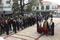 Δείτε φωτογραφίες και βίντεο από τις επετειακές εκδηλώσεις της 28ης Οκτωβρίου στα Σέρβια