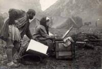 Τα εκπληκτικά «πολεμικά» σχέδια της Θάλειας Φλωρά – Καραβία από τη Σιάτιστα Κοζάνης – Δείτε φωτογραφίες