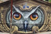 Το γκράφιτι με την κουκουβάγια που έχει «τρελάνει» το διαδίκτυο και βρίσκεται στην Αθήνα
