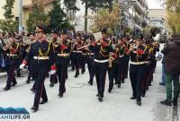 Δείτε το φωτορεπορτάζ της μαθητικής και στρατιωτικής παρέλασης της 28ης Οκτωβρίου στην Κοζάνη