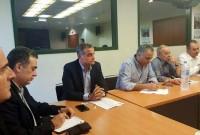 Σε πολύ καλό κλίμα η σημαντική συνάντηση φορέων της Κοζάνης με τον υπουργό Περιβάλλοντος και Ενέργειας Π. Σκουρλέτη