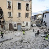 Νέος ισχυρός σεισμός στην Ιταλία! Ο Εγκέλαδος «χτύπησε» κοντά στην Περούτζια