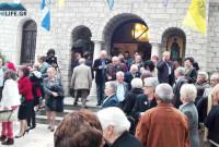 Ο εορτασμός του Αγίου Δημητρίου στον ομώνυμο ναό της Κοζάνης – Δείτε το φωτορεπορτάζ