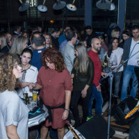 Δείτε φωτογραφίες από το υπέροχο Live του Νίκου Πορτοκάλογλου στο Barcode!