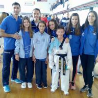 Επιστροφή με μετάλλια για τους αθλητές της Εορδαϊκής Δύναμης από το 3ο Προκριματικό Πρωτάθλημα Taekwondo της ΕΤΑΒΕ