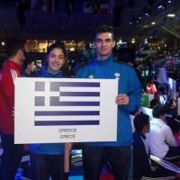 Ακόμη μία πολύ σπουδαία εμπειρία για τον αθλητή Αθ. Μπουντιούκο Σπινάρη στο Παγκόσμιο Πρωτάθλημα του Καναδά