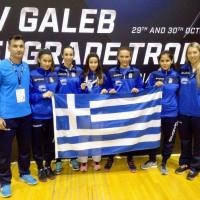Με ένα ένα Αργυρό Μετάλλιο και πολλές νέες εμπειρίες επέστρεψε η ομάδα της Εορδαϊκής Δύναμης από το Βελιγράδι