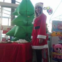 Παραμονή Χριστουγέννων με άκρως εορταστική ατμόσφαιρα στο κατάστημα Happy Market Jumbo στην Κοζάνη!