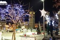Άρωμα Χριστουγέννων στο κέντρο της Κοζάνης! Δείτε φωτογραφίες από τη στολισμένη κεντρική πλατεία