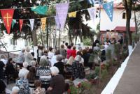 Πανηγυρίζει το ιερό εξωκλήσι της Αγίας Άννης στην Κοζάνη