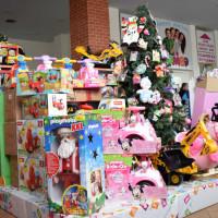 Happy Market Jumbo στην Κοζάνη: Τεράστια ποικιλία Χριστουγεννιάτικων παιχνιδιών στις καλύτερες τιμές!