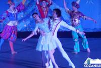 Κοζάνη: Πλήθος κόσμου στον «Καρυοθραύστη», την μαγική παράσταση κλασικού μπαλέτου