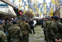 Με λαμπρότητα εόρτασε η Κοζάνη τον πολιούχο της Άγιο Νικόλαο