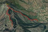 Εξόρμηση του Συλλόγου Ελλήνων Ορειβατών στο Μορίκι