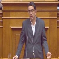 Ο Βουλευτής ρτου ΣΥΡΙΖΑ Κοζάνης Γ. Θεοφύλακτος για το ακατάσχετο των συντάξεων