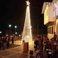 Χριστουγεννιάτικο Χωριό και φέτος στην Πλατεία Χώρας στη Σιάτιστα