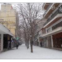 Χωρίς προβλήματα από την κακοκαιρία ο Δήμος Κοζάνης – Τι θα γίνει με τα σχολεία της Κοζάνης την Τρίτη 17 Ιανουαρίου