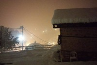 Πολύ το χιόνι που έπεσε και στη Μεταμόρφωση Κοζάνης! Δείτε φωτογραφίες
