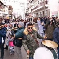 Δείτε βίντεο και φωτογραφίες από τα Μπουμπουσάρια της Σιατιστας 2017