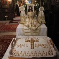 Ετήσιο Μνημόσυνο του Μητροπολίτη Φωτικής πρ. Σερβίων & Κοζάνης κυρού Αμβροσίου